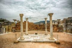 St John Tomb, Turquía Fotos de archivo libres de regalías