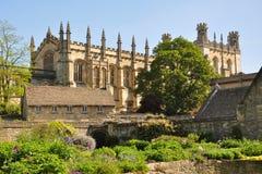 St John Universiteit, de Universiteit van Oxford Stock Afbeelding