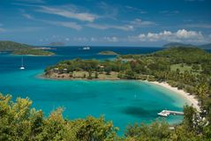 St John - USVI Stock Photos