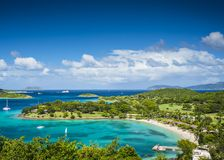 St John USVI Royalty Free Stock Images