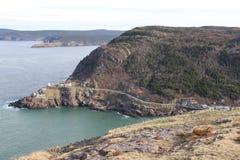 ST Johns, νέα γη, Καναδάς Στοκ φωτογραφία με δικαίωμα ελεύθερης χρήσης