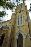 St. Johns Cathedral (Hong Kong) Stock Photography