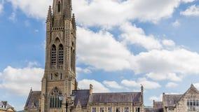 St Johns church in Bath, England, UK. Roman Catholic St Johns church in Bath, Somerset, England, UK stock images
