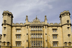 St`Johns college Stock Photo