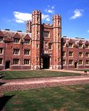 St Johns College, Cambridge. Royalty Free Stock Photography