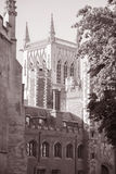 St Johns College; Cambridge University Royalty Free Stock Photo