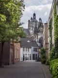 St Johns domkyrka i Den Bosch Arkivfoton
