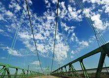 St.johns historic bridge Stock Photo