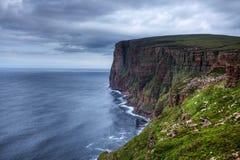 St Johns huvud i Orkney, Skottland royaltyfri foto
