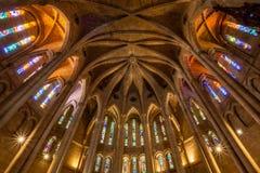 St Johns kathedraal Brisbane Australië royalty-vrije stock foto
