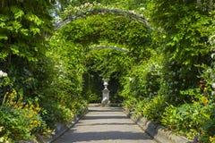 St. Johns Lodge Gardens in Regents Park Stock Image