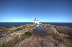 St Johns, New Foundland, Canada. View of St Johns, New Foundland, Canada royalty free stock image