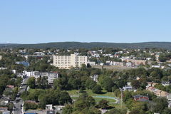 St Johns, New Foundland, Canada. View of St Johns, New Foundland, Canada stock image