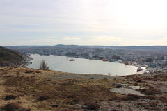 St Johns, Newfoundland, Canada Royalty Free Stock Photography