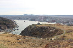 St Johns, Newfoundland, Canada Stock Images
