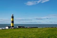 St Johns Point Lighthouse 8 stock photography
