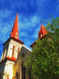 St Johns Presbyterian Church, Stock Image