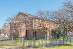 St. Johns Presbyterian Church in Bloemfontein Royalty Free Stock Photography