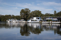 St Johns River in Volusia County Florida USA Stock Images