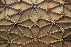 St Johns szkoła wyższa w Cambridge obraz royalty free