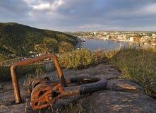 St Johns Terre-Neuve Photographie stock