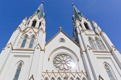 St- Johnskirche Stockfoto