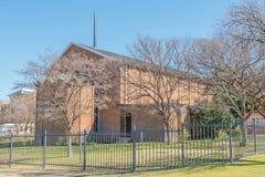 St- Johnspresbyterianische kirche in Bloemfontein Lizenzfreie Stockfotografie