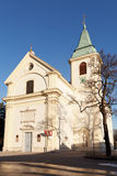 St. Josefskirche at  Kahlenberg, Vienna Royalty Free Stock Photo