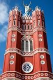 St.Joseph�s Metropolitan Cathedral, Palayam, Trivandrum Royalty Free Stock Photography