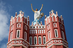 St.Joseph�s Metropolitan Cathedral, Palayam, Trivandrum Stock Image