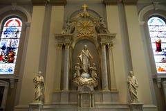 St Joseph Bascillica Royalty Free Stock Images