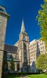St. Joseph Cathedral in Buffalo - NY, USA. St. Joseph Cathedral in Buffalo - New York, United States Stock Photos