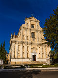 St Joseph Church - Discalced Carmelites in Poznan Royalty Free Stock Photo