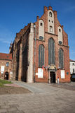 St Joseph Church in Gdansk Royalty Free Stock Photo