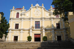 St. Joseph Church, Macao Royalty Free Stock Images