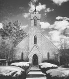 St. Joseph church in massachusetts. St. Joseph is a Roman Catholic church located in stockbridge massachusetts United States royalty free stock photo
