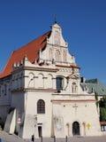 St Joseph kościół, Lublin, Polska Fotografia Stock