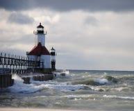 St Joseph Lighthouse royalty-vrije stock foto