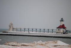 St. Joseph Lighthouse Stock Photography