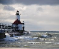 St. Joseph Lighthouse Royalty Free Stock Photo