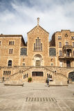 St. Joseph of the Mountain church in Barcelona, Spain Royalty Free Stock Images