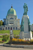 St. Joseph Oratory Royalty Free Stock Images
