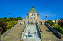 St Joseph Oratory Canada Royalty Free Stock Photo