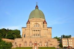 St Joseph Oratory, Montreal, Kanada Arkivfoton