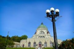 St Joseph Oratory in Montreal Royalty-vrije Stock Foto