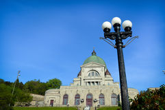 St Joseph Oratory in Montreal Royalty Free Stock Photo