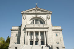St. Joseph Oratory - Montreal - Kanada Stockfotos
