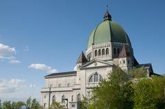 St. Joseph Oratory - Montreal - Kanada Lizenzfreies Stockbild