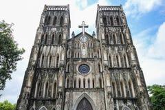 St Joseph's Cathedral in Hanoi, Hanoi, Vietnam Stock Image