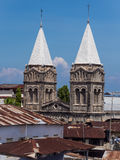 St. Joseph's Catholic Cathedral in Stone Town, Zanzibar Royalty Free Stock Photos